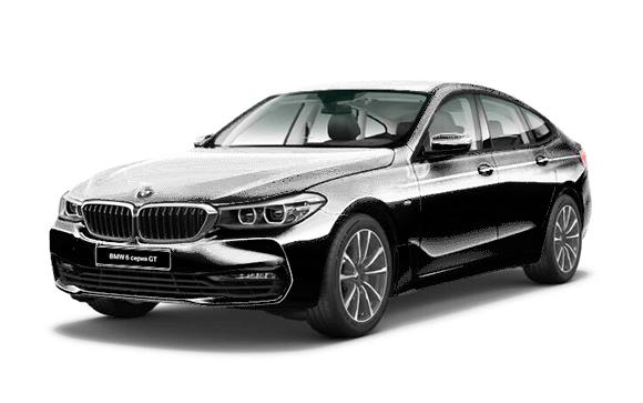 BMW 6 серия Gran Turismo
