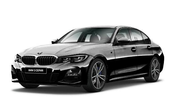 BMW 3 серия Седан NEW